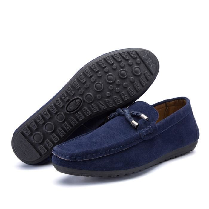 2018 Mode Mocassins Homme Masculines Respirante Quotidien Chaussures