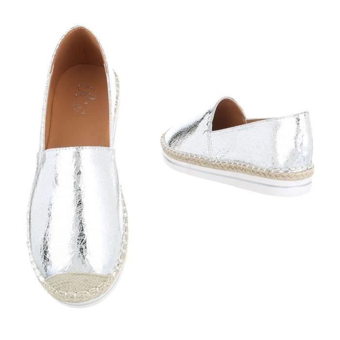 Trendtwo 3dep9q Mocassins 37 Taille top Chaussures Femme Low Plates De La wR7x1w