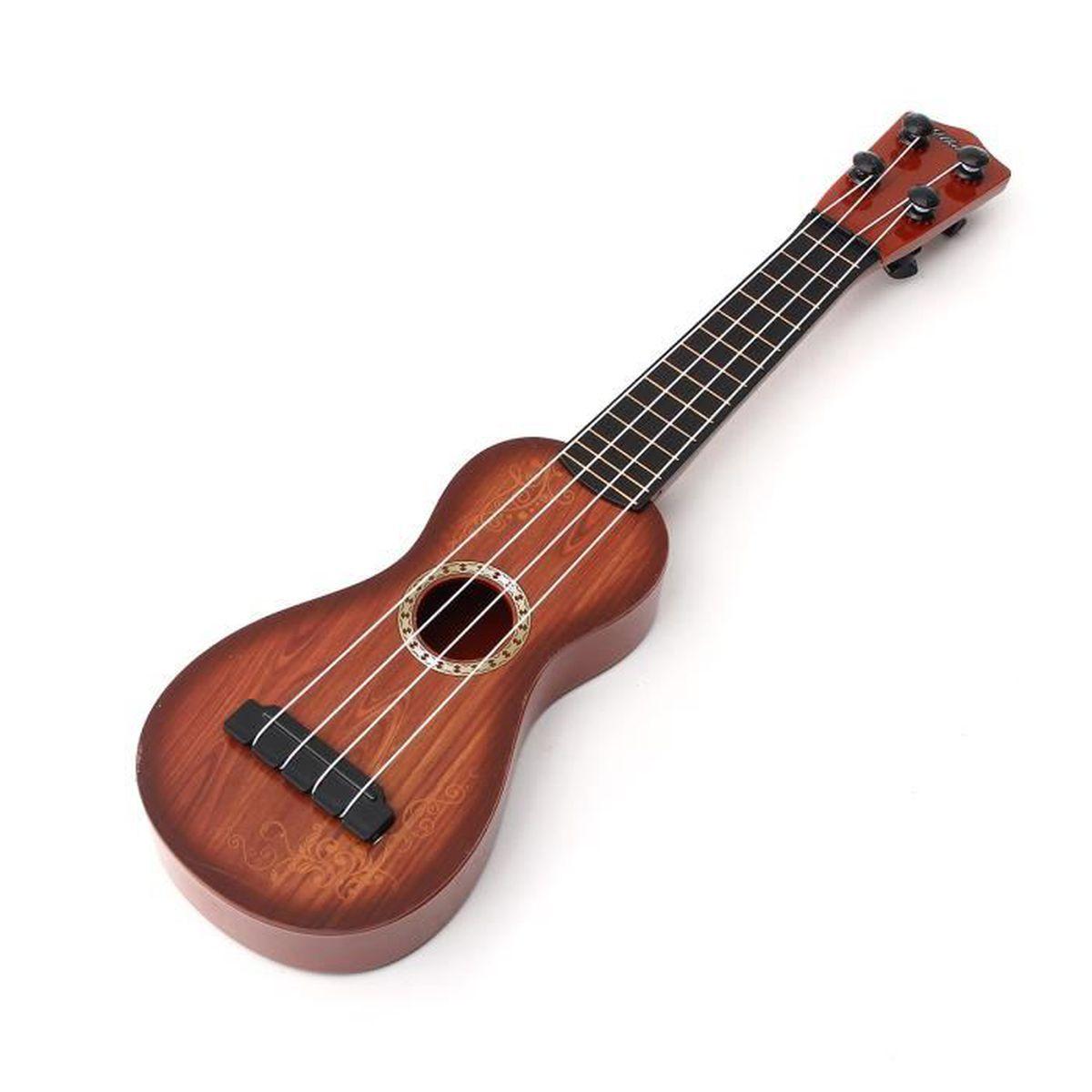 38cm 4 cordes mini ukul l guitare jeur instrument musique classique cadeau cafe achat vente. Black Bedroom Furniture Sets. Home Design Ideas