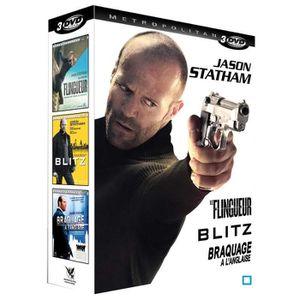 DVD FILM DVD Coffret Jason Statham : le flingueur ; blit...