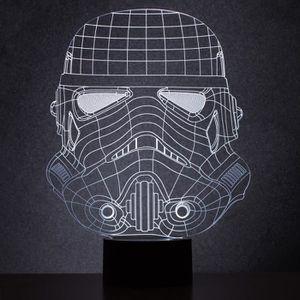 ORIGINAL STORMTROOPER Lampe 2D Stormtrooper