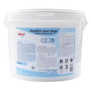 DÉSINFECTANT DU LINGE Pastilles lave-linge désinfectantes (100 Sachets)