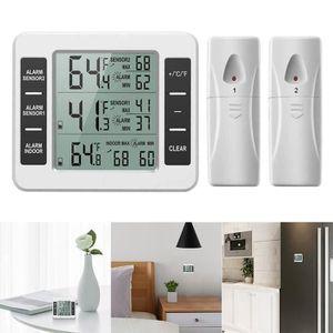 THERMOMÈTRE DE CUISINE Thermomètre de réfrigérateur congélateur LCD numér