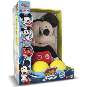 PELUCHE IMC TOYS Peluche interactive sonore Mickey Emotion