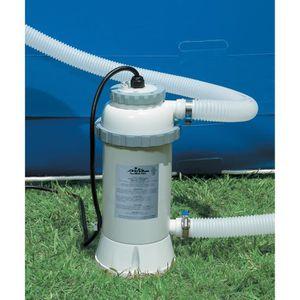 CHAUFFAGE DE PISCINE INTEX Réchauffeur pour piscine jusqu'à 12m³ - 3 KW