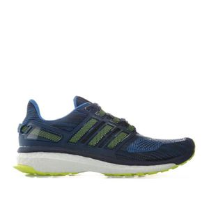 Energy Boost 3 m - Baskets de Running pour Homme, Gris, Taille: 41 1/3adidas