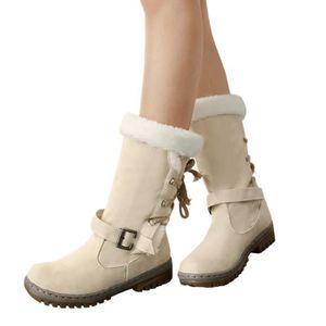 6d2549ec40045 BOTTE Spentoper Classiques Bottes de neige Femme Mode Ta