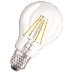 AMPOULE - LED NEOLUX Ampoule LED E27 standard claire 4 W équival
