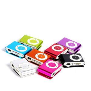 LECTEUR MP3 Lecteur MP3 -shufflee MeMOIRE MICRO SD-Noir-Unique