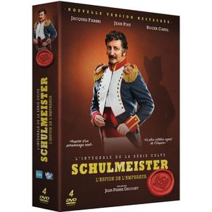 DVD SÉRIE Schulmeister - L'intégrale - Coffret DVD