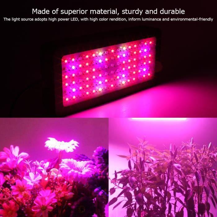 Pour Fleurs Spectre Complet Horticole 900w Et Légumes Floraison Culture Lumière Led Croissance Grow Light Plantes Lampe UzpMSV