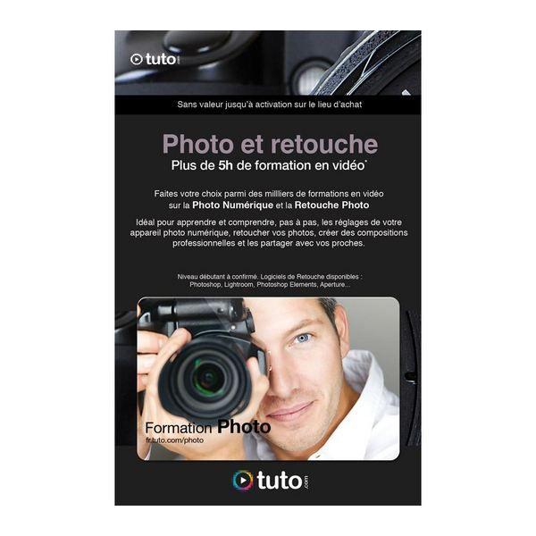 LOGICIEL BUREAUTIQUE  Carte 50 Crédits Tuto Formation Photo