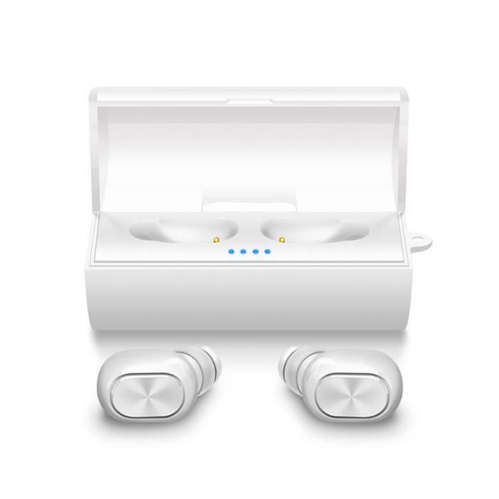 Casque D'écoute Stéréo Sans Fil Split Sport Tws-320 Bluetooth Headset