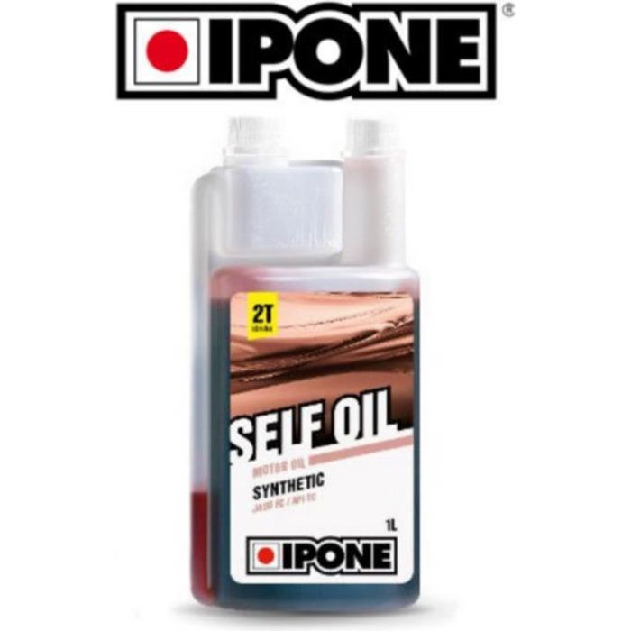 HUILE MOTEUR Huile Pour Mlange 2 Temps IPONE SELF OIL Cyclo Mo