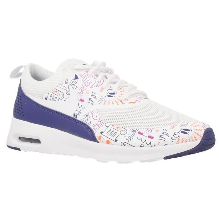Chaussures Max Wmns Print Air Nike Thea wPqq8zxR0r