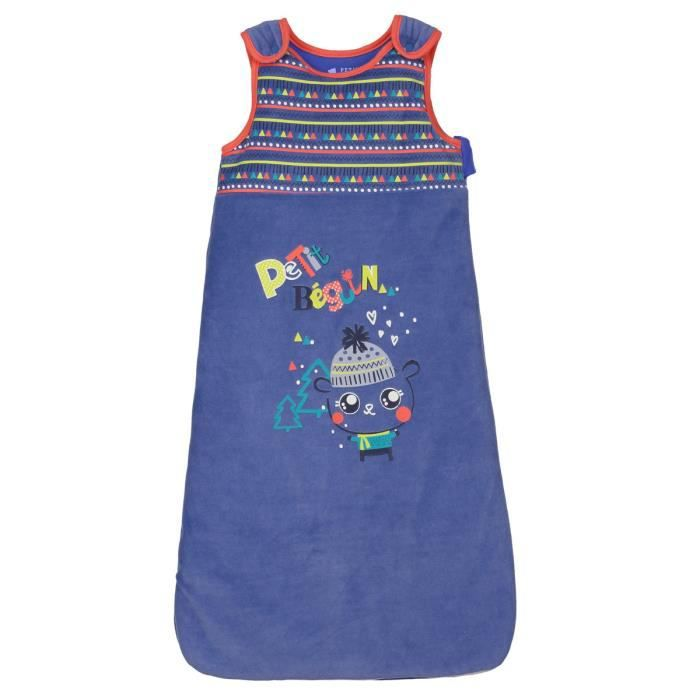 1fc0a38e99aa2 GIGOTEUSE - TURBULETTE Gigoteuse d hiver en velours Funny Pets - Taille -