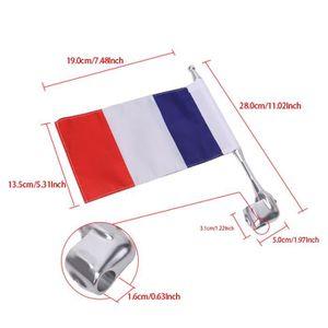 drapeau france avec hampe achat vente pas cher cdiscount. Black Bedroom Furniture Sets. Home Design Ideas