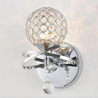 APPLIQUE  Applique murale design cristal ampoule Support de