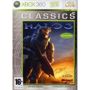 JEU XBOX 360 Halo 3 Classics Jeu Xbox 360
