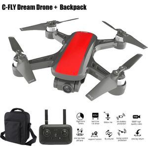 DRONE C-Fly DREAM GPS WIFI FPV With 2-Axis Gimbal 1080P