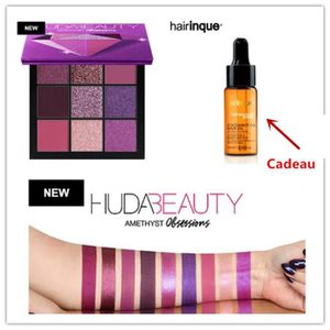 SOIN DES CILS 9 couleurs HUDA BEAUTY Obsessions Eyeshadow Palett