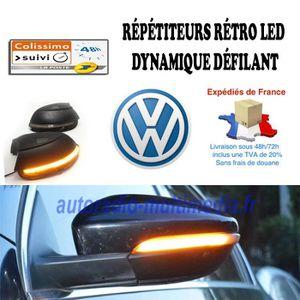PHARES - OPTIQUES Clignotant Dynamique, Defilant pour Volkswagen Tou