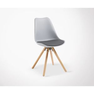 CHAISE Chaise Scandinave DSW CHARLIE