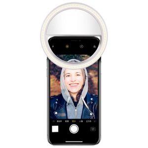 Clip Portable Lampe Fill 36 Anneau Mini Led On Selfie Blanc Andoer 8kXwnN0OP