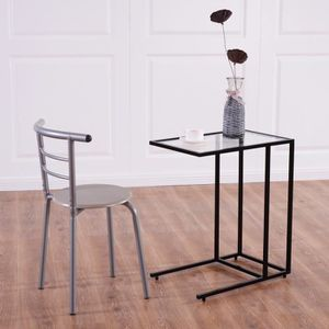 TABLE BASSE COSTWAY Table Basse Table d'Appoint Moderne Bout d
