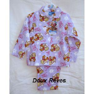 5e1279b239dff Pyjama fille 18 mois - Achat / Vente pas cher