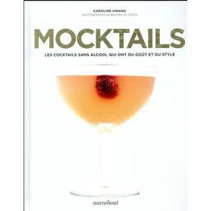 LIVRE VIN ALCOOL  Livre - mocktails