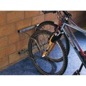 ABRI VÉLO - MOTO Parking à vélos au sol haut et bas - Pour ranger 2