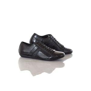 BASKET Chaussures Redskins Baskets en cuir Sabrot noir
