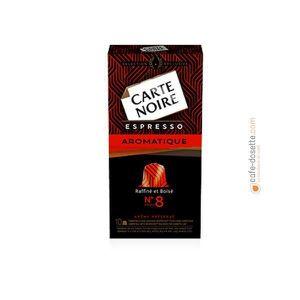 capsules dosettes nespresso achat vente capsules. Black Bedroom Furniture Sets. Home Design Ideas