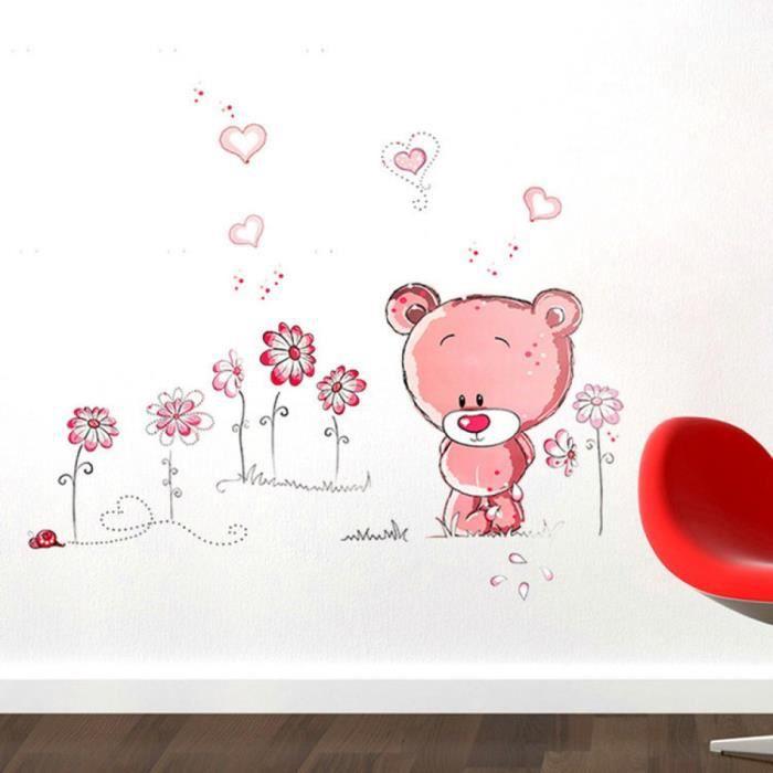 Decoration Murale Chambre Bebe Fille Achat Vente Pas Cher