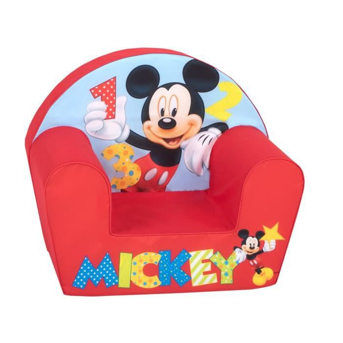 fauteuil canap bb mickey fauteuil club bb - Fauteuil Mickey