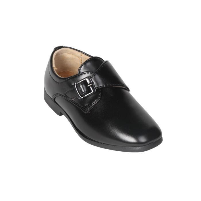 e0acf2014396e Chaussures bébé mariage noires ... Noir - Achat   Vente babies ...
