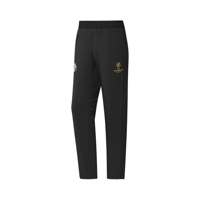 d7c5cb1a365a8 Pantalon Présentation UCL Juventus Noir - Achat / Vente pantalon de ...