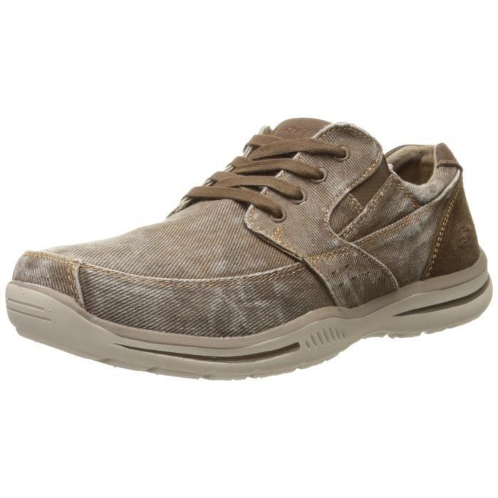 Skechers L'espadrille à lacets fultone élue