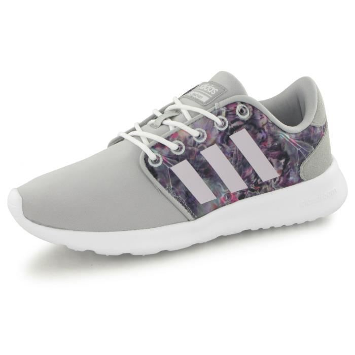 adidas neo gris homme