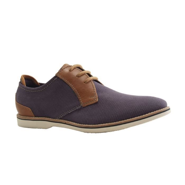 Chaussures Basses Smart Bugatti Gris lUNT4n6