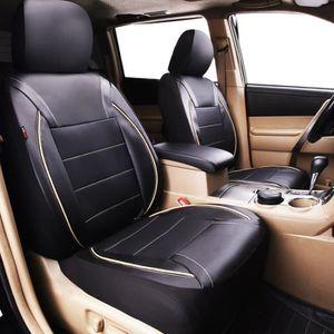 housse de siege auto cuir achat vente housse de siege auto cuir pas cher soldes d s le 10. Black Bedroom Furniture Sets. Home Design Ideas