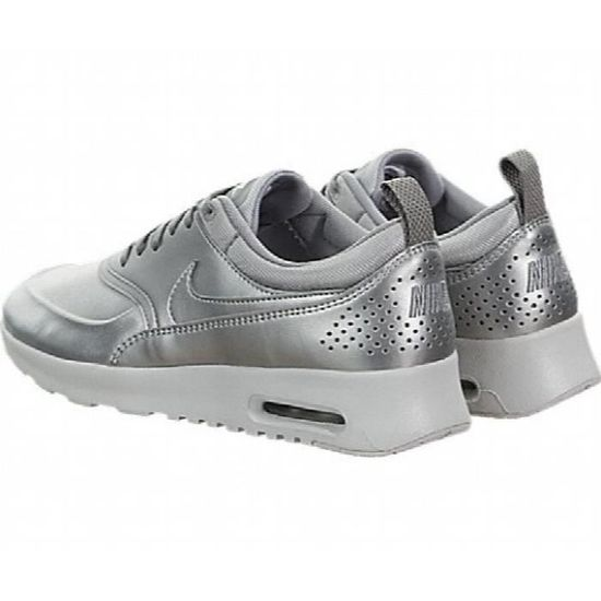 brand new 935ca 259e4 NIKE Femmes Air Max Thea SE Running Shoe H2AFU Taille-38 Gris Gris ...