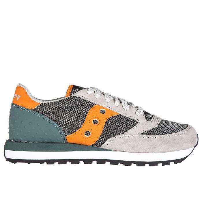 Chaussures baskets sneakers homme en daim jazz original Saucony hejsq2E6
