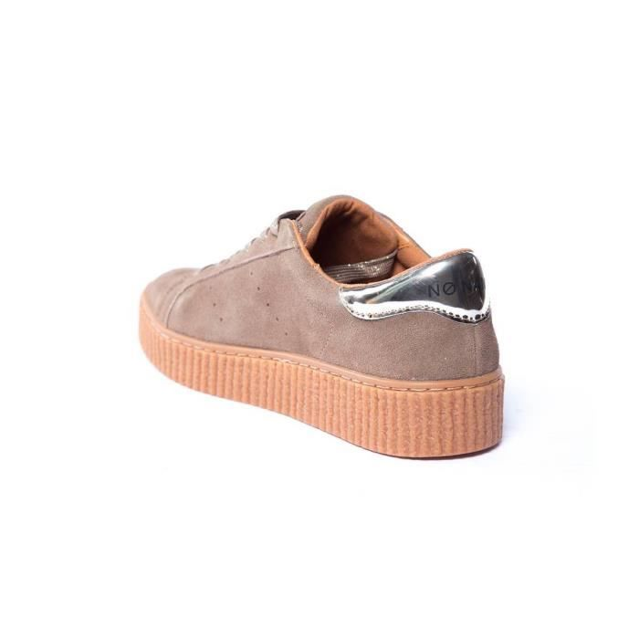 BASKET PICADILLY SNEAKER SUEDE NO NAME.