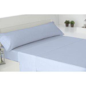 PARURE DE DRAP Parure de lit coton 90 BLUE CIEL