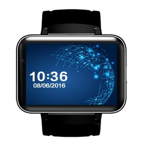 SMARTPHONE argent et noir DOMINO DM98 2,2 pouces Android 4.4