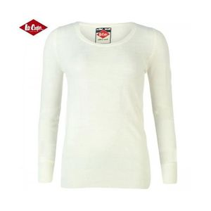 PULL PULL FEMME COL ROND LEE COOPER