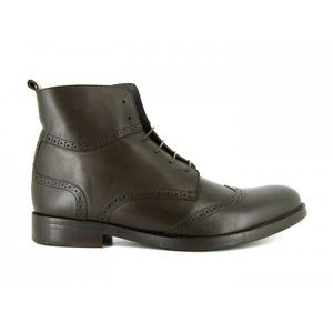 BOTTINE J.BRADFORD Chaussures Boots JB-VICTOR Marron - Cou