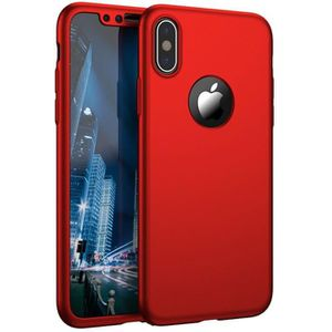 coque pour iphone x rouge